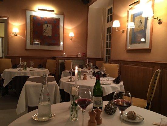 Marçay, France : Restaurante
