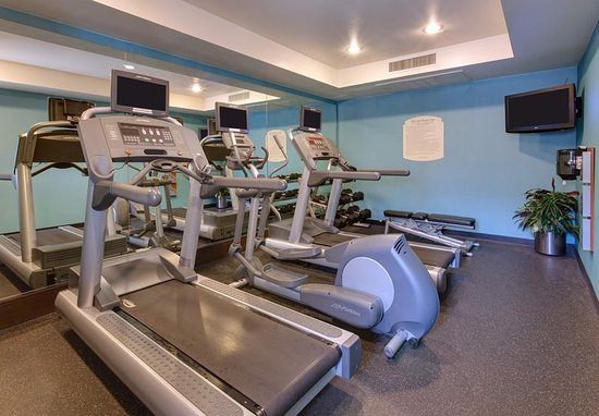 Fairfield Inn & Suites San Francisco Airport/Millbrae: Health club