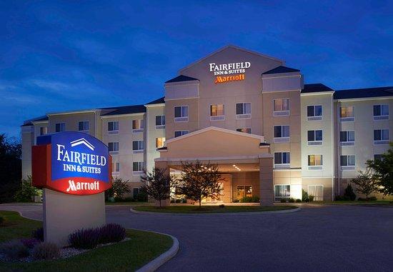 Fairfield Inn & Suites New Buffalo