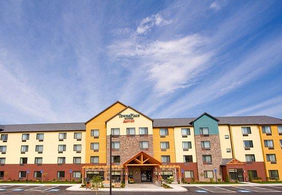 TownePlace Suites Scranton Wilkes-Barre: Exterior