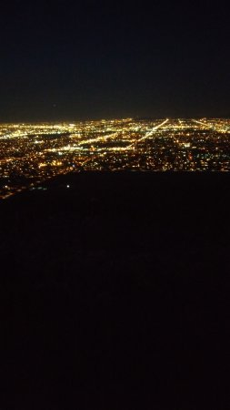 South Mountain Park : Nightscape from south mountain