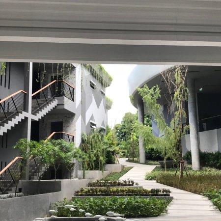 Новый современный отель
