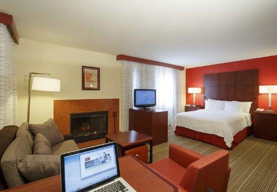 La Mirada, Californië: Guest room