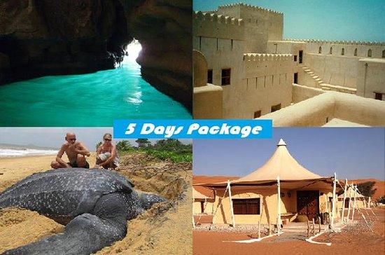 5 Tage Paket TOUR DINA