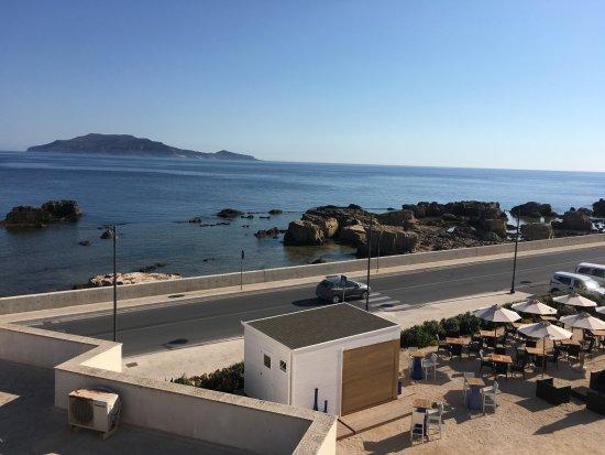 Tempo di Mare Hotel : レストランからの眺め