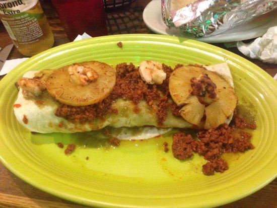 Edinboro, Pensilvania: Burrito Puerta Vallarta