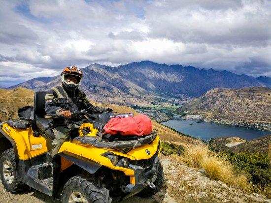 Nomad Safaris: Quad Biking