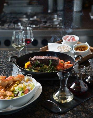 Park Hyatt Busan : Dining Room Beef&Sharing Set