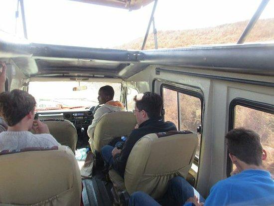 Livingstone, Zambia: airport transfers