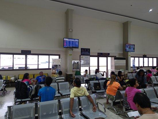 OceanJet: Waiting Area