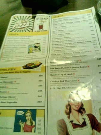 Restaurants In Shivaji Park