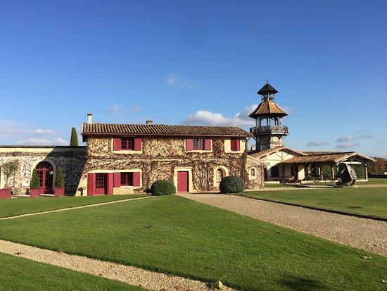 Chateau Smith Haut Lafitte
