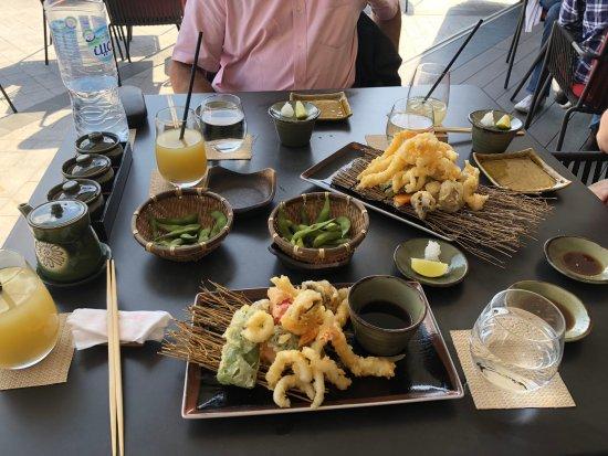 Tokyo Grill: Tempura