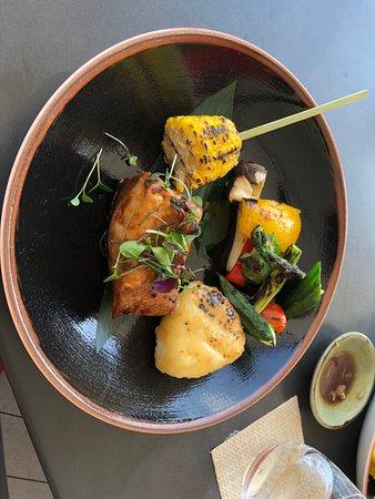 Tokyo Grill: Yellowtail fish