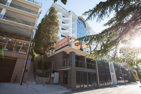 Apart hotel park avenue koreiz 63 fotos compara o de for Appart hotel 63