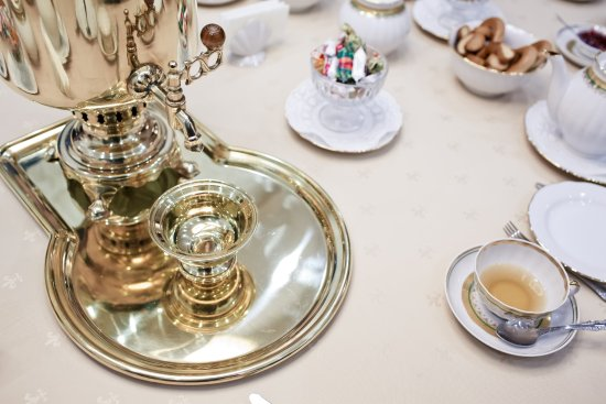 Moscow Tea Club