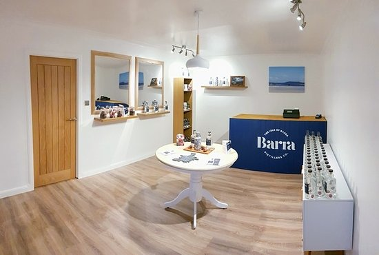 Isle of Barra, UK: Our Island Shop