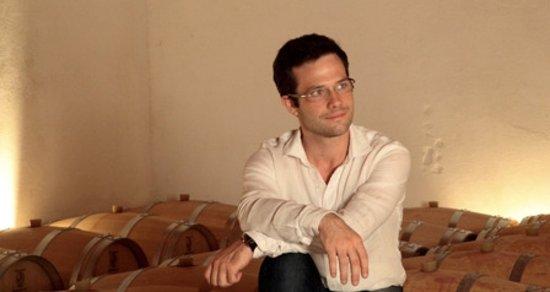 Saint-Michel-de-Fronsac, France: Franck, viticulteur et négociant au château Belloy