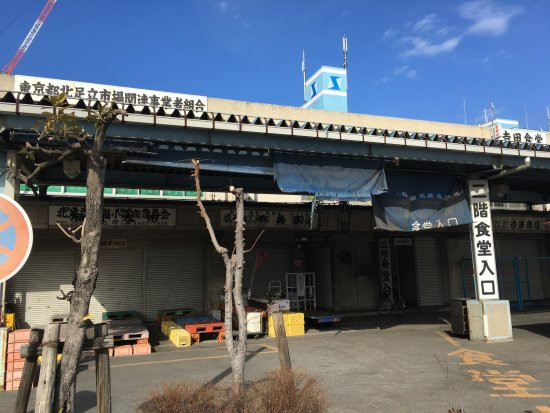 Kita Adachi Market