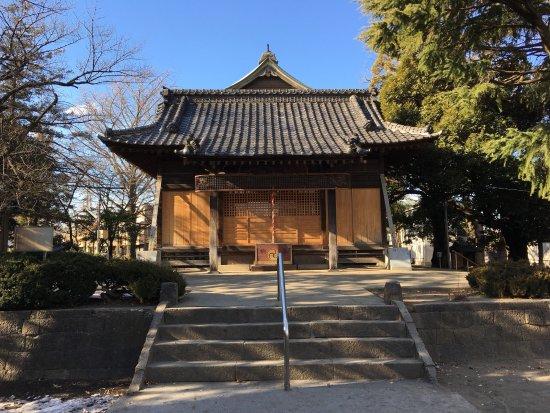 Adachi, Japonya: 本殿の様子