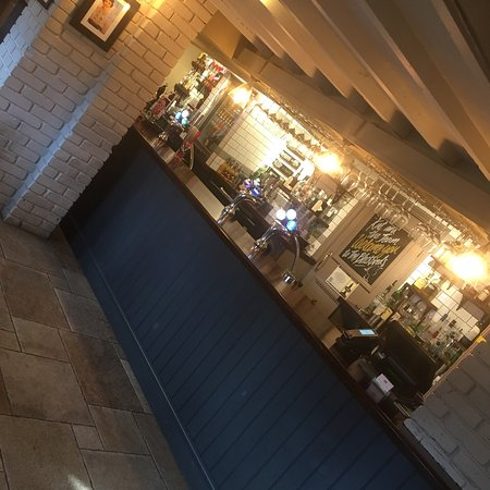 Flitwick, UK: Recent refurbishment