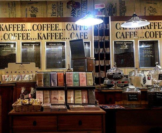 Cafe Indien  Rue Pairoliere Nice