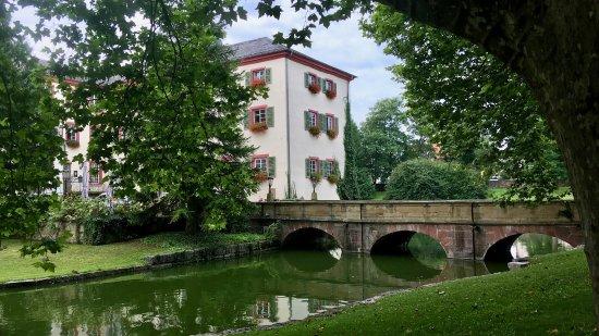 Schloßpark Angelbachtal