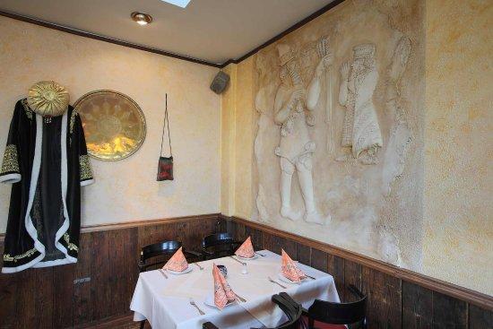 Bad Nenndorf, ألمانيا: Tisch für vier Personen