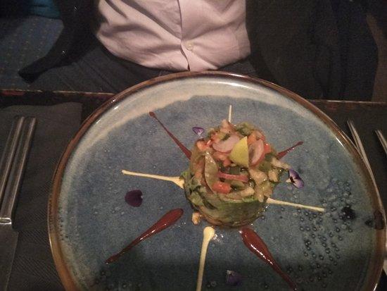Los Ponchos: Salade cactus
