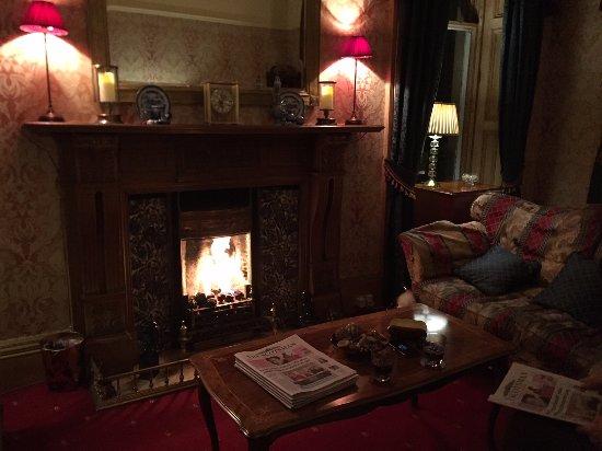 Kildonan Lodge Hotel: Le salon/Bar