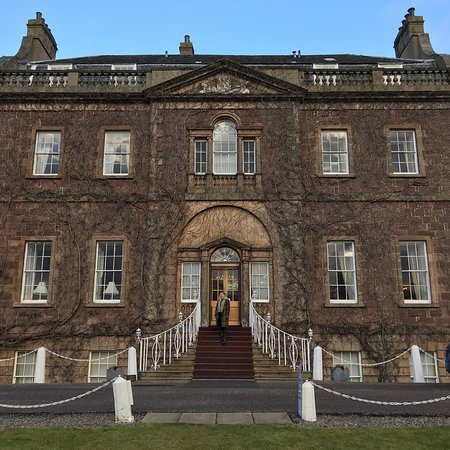 Culloden House: Beautiful weekend getaway to a historic and charming hotel with a lovely staff.