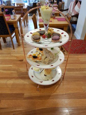 Breakfast Potterspury House