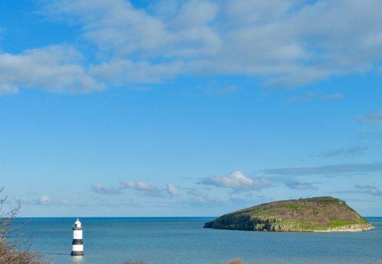 Penmon Point: Puffin Island