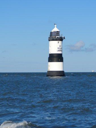 Penmon Point: Lighthouse
