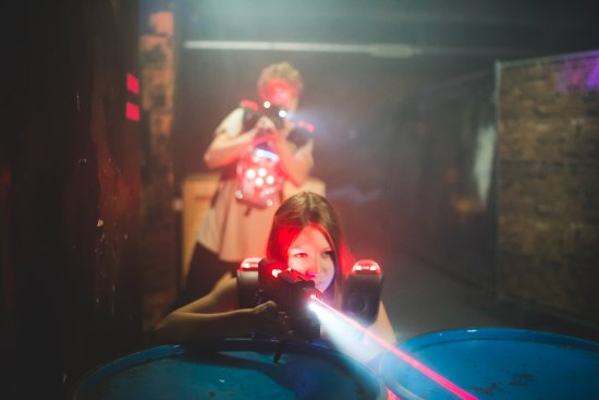 Lasertag, Bar - MAXX entertainment 1090