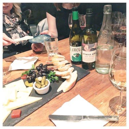 Dublin, Ierland: Pairing wine & cheese