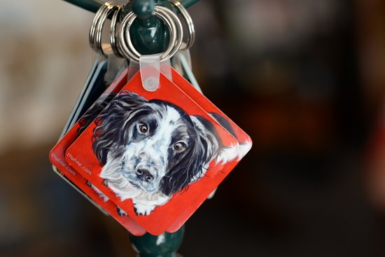 Kendal, UK: Keyring