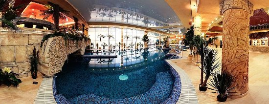 Berezhki Hall Aqua Club