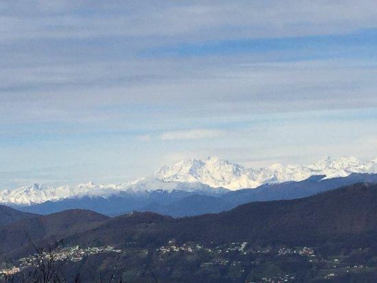 Monte Bre: Vista do Belvedere