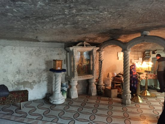 Bakhchisaryi Holy Dormition Monastery: Монастырь