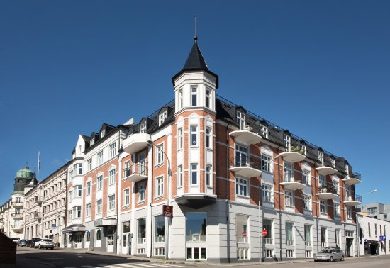 Clarion Collection Hotel Grand: Hotel