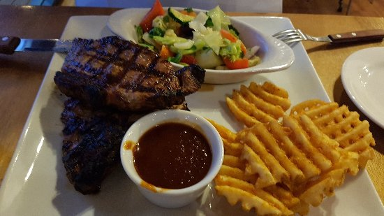 Rustlers Steakhouse and Grill: 20180205_193136_large.jpg