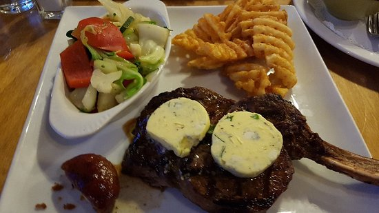 Rustlers Steakhouse and Grill: 20180205_193119_large.jpg
