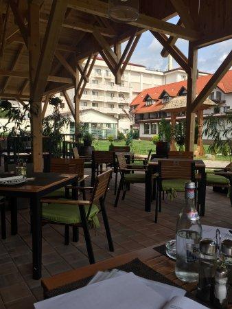 Hilton Sibiu: CAMARA BOIERULUI, als traditionelles Lokal mit transylvanischer Ambiente