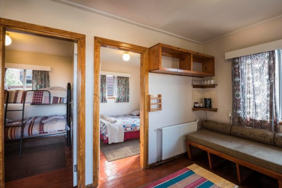 Barkly East, South Africa: Private Chalet Bedroom