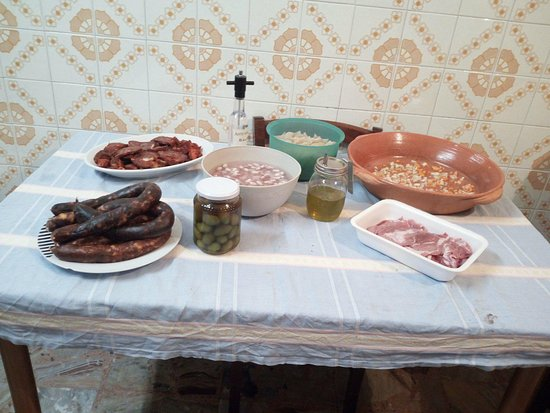 Montenero di Bisaccia, Italien: cucina tradizionale