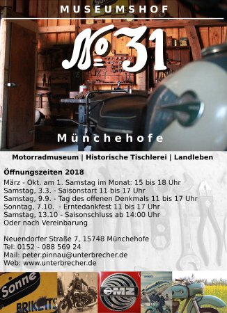 Museumshof NO 31