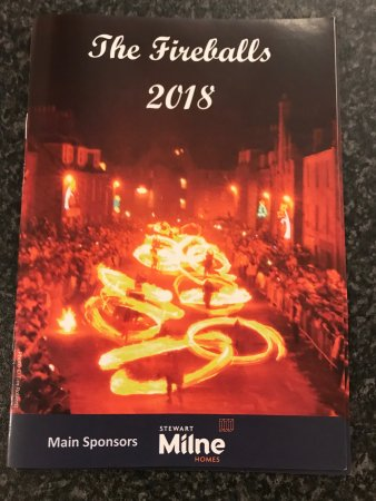 Stonehaven, UK: The Fireballs 2018 program