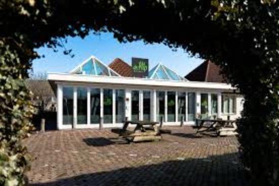 Restaria De Flip, Boxmeer, Terras
