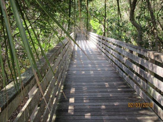 Jensen Beach, Flórida: Boardwalk